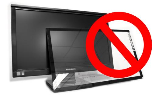 tradiationa computer radiation shield